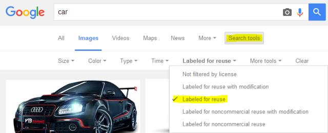 rechtenvrij-zoeken-google
