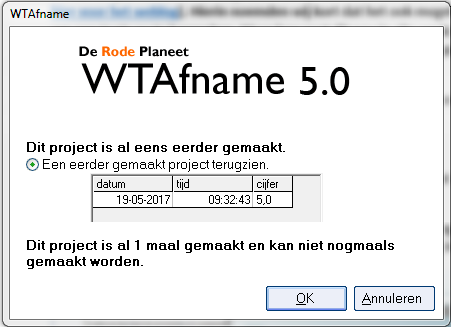 WTAfname_inzien_toets